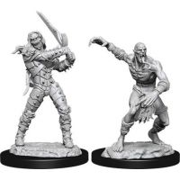 D&D: Nolzur's Marvelous Miniatures - Wight & Ghast