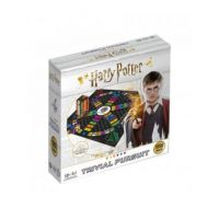 Trivial Pursuit - Harry Potter (Deluxe) Danneggiato (M1)