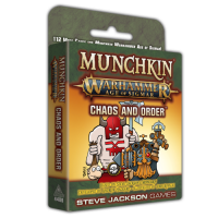 Munchkin - Warhammer Age of Sigmar: Chaos and Order