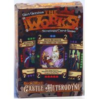 Girl Genius - The Works: Castle Heterodyne