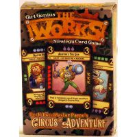 Girl Genius - The Works: Master Payne's Circus of Adventure