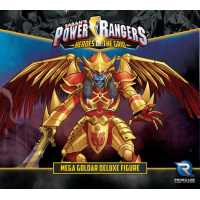 Power Rangers - Heroes of the Grid: Mega Goldar Deluxe Figure