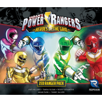 Power Rangers - Heroes of the Grid: Zeo Rangers Pack