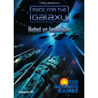 Race for the Galaxy Edizione Inglese: Rebel vs Imperium