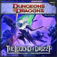Dungeons & Dragons: The Legend of Drizzt Danneggiato (L1)