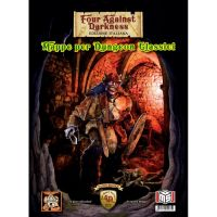 Four Against Darkness: Mappe per Dungeon Classici (L1)
