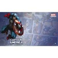 Marvel Champions - LCG: Playmat - Captain America