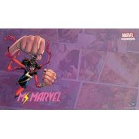 Marvel Champions - LCG: Playmat - Ms. Marvel