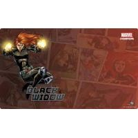 Marvel Champions - LCG: Playmat - Black Widow