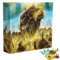 Raiders of the North Sea Collectors Box Edizione Inglese