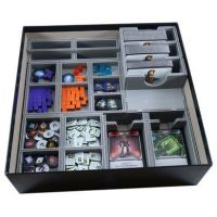 Clank! In! Space!Organizer Interno