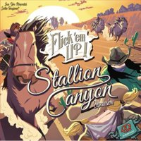 Flick 'em Up!: Deluxe Stallion Canyon