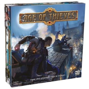 Copertina di Age of Thieves
