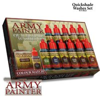 Set Colori: The Army Painter Quickshade Wash Set