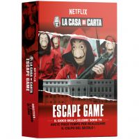Escape Game - La Casa di Carta