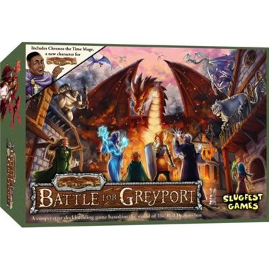 Copertina di The Red Dragon Inn: Battle for Greyport