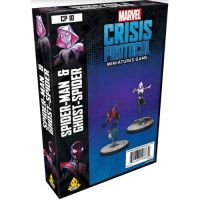 Marvel - Crisis Protocol: Spider-Man & Ghost-Spider