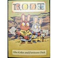 Root Edizione Inglese: The Exiles and Partisans Deck