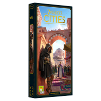 7 Wonders - Seconda Edizione: Cities