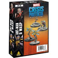 Marvel - Crisis Protocol: Ant-Man and Wasp