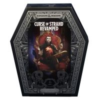Dungeons & Dragons Edizione Inglese: Curse of Strahd Revamped
