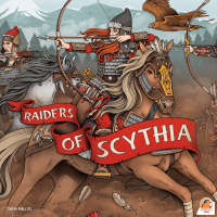 Raiders of Scythia Edizione Inglese