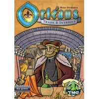Orleans Edizione Inglese: Trade & Intrigue