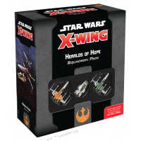 Star Wars X-Wing 2E: Heralds of Hope Edizione Inglese