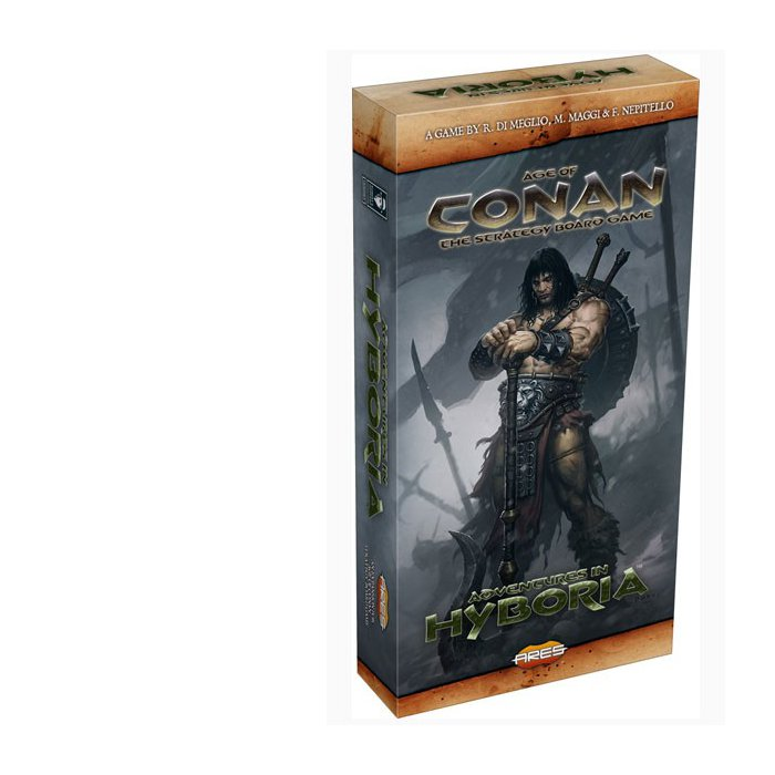 Copertina di Age of Conan: Adventures in Hyboria