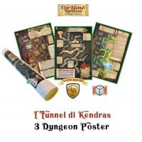 Four Against Darkness: I Tunnel di Kendras