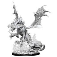 Pathfinder: Deep Cuts Miniatures - Nightmare Dragon
