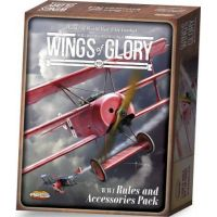 Wings of Glory - WW1: WW1 Rules and Accessories Pack