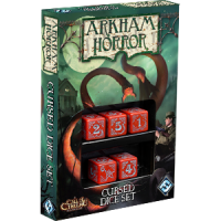 Arkham Horror: Cursed Dice Set