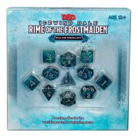 Dungeons & Dragons Edizione Inglese: Icewind Dale - Dice Set
