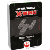 Star Wars X-Wing 2E: Damage Deck - Alleanza Ribelle
