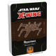 Star Wars X-Wing 2E: Damage Deck - Resistenza