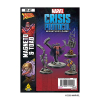 Marvel - Crisis Protocol: Magneto & Toad