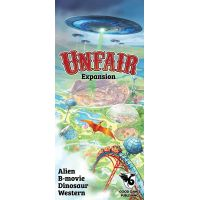 Unfair: Alien B-Movie Dinosaur Western