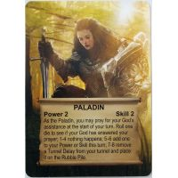 Sword of Kings: Paladin Promo Card