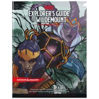 Dungeons & Dragons Edizione Inglese: Explorer's Guide to Wildemount