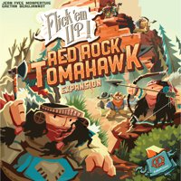 Flick 'em Up!: Deluxe Red Rock Tomahawk