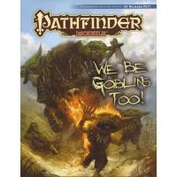 Pathfinder Edizione Inglese: We Be Goblins Too!