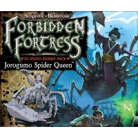 Shadows of Brimstone: Jorogumo Spider Queen