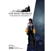For What Remains - Blood on the Rails
