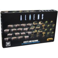 Aliens - Another Glorious Day in the Corps: Assets and Hazards