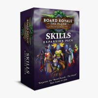 Board Royale - The Island: Skills