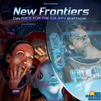 Race for the Galaxy - New Frontiers Edizione Tedesca