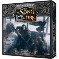 A Song of Ice and Fire: Starter Set - Guardiani della Notte Edizione Inglese