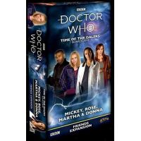 Doctor Who - Time of the Daleks: Mickey, Rose, Martha & Donna