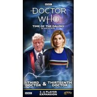 Doctor Who - Time of the Daleks: Third Doctor & Thirteenth Doctor